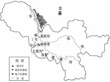 面向水生态文明建设的徐州市水资源管理与保护